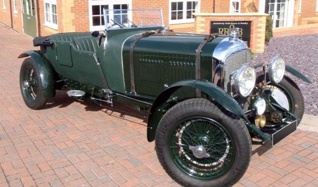 Rolls Royce Bentley Specialists Rr B Garages