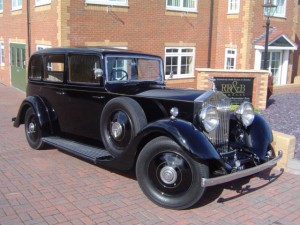 1933 Rolls-Royce 20-25 Thrupp & Maberly