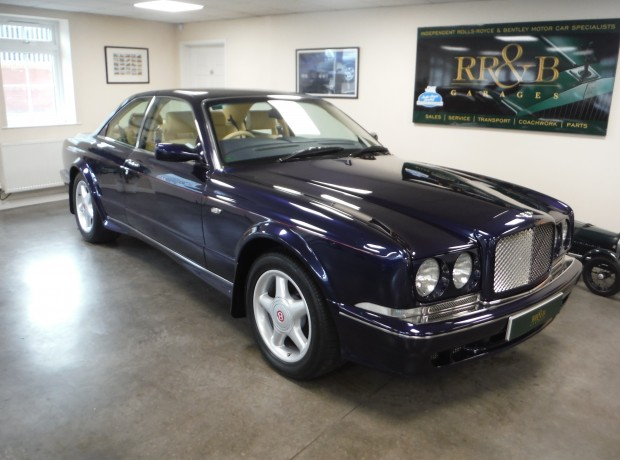 Bentley continental r mulliner