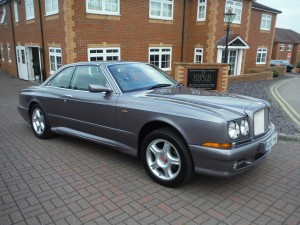 1998 Bentley Continental SC