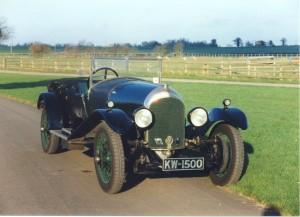 1926 Bentley 3 Litre VDP