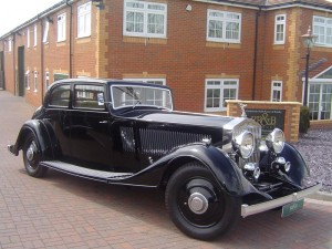 1935 Rolls-Royce Phantom II Thrupp & Maberly