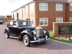 1950 Rolls-Royce Silver Dawn Saloon