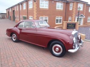 1955 Bentley R Type Continental Mulliner
