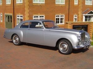 1956 Bentley S Type Continental Mulliner