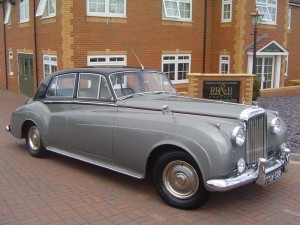 1958 Bentley S Type