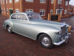 1958 Bentley S Type James Young Coupe