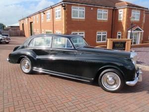 1960 Bentley S2 James Young B2 100