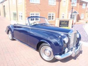 1961 Rolls Royce Silver Cloud II Mulliner Adaptaion