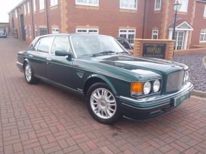 1997 Bentley Broklands R Mulliner.