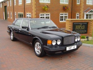 1997 Bentley Turbo RT