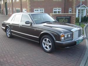 1998 Bentley Arnage Green Label 4.4