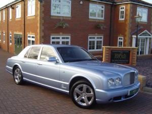 2005 Bentley Arnarge T