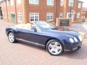 2008 Bentley GTC